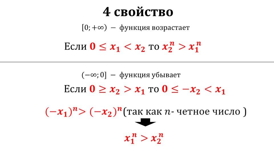 Презентация «Функция y=x^n»