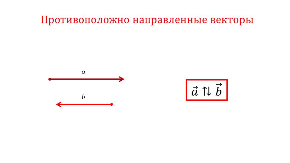 """Презентация """"Понятие вектора в пространстве"""""""