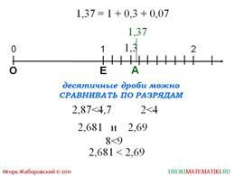 """Презентация """"Сложение и вычитание десятичных дробей"""", слайд 7"""