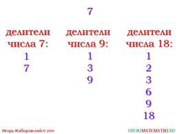 """презентация """"Простые и составные числа"""" слайд 2"""