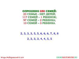 """Презентация """"Статистические характеристики"""" слайд 8"""