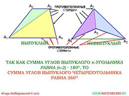 """Презентация """"Четырехугольник"""" слайд 2"""