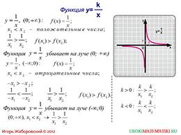 "Презентация ""Исследование функции на монотонность"" слайд 7"