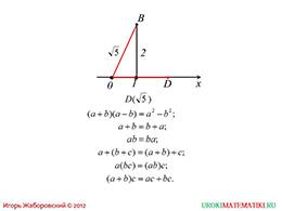 """Презентация """"Множество действительных чисел"""" слайд 4"""
