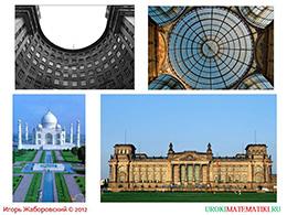 """Презентация """"Осевая и центральная симметрия"""" слайд 11"""