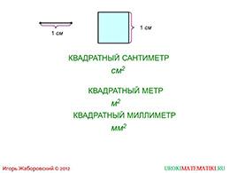 "Презентация ""Понятие площади многоугольника"" слайд 3"