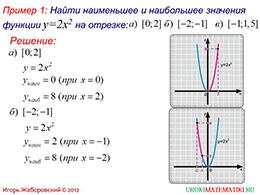 "Презентация ""Свойства функции y=kx^2 при k меньше 0"" слайд 4"