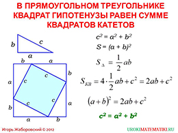 "Презентация ""Теорема Пифагора"" слайд 2"
