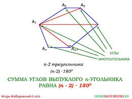 """Презентация """"Выпуклый многоугольник"""" слайд 3"""